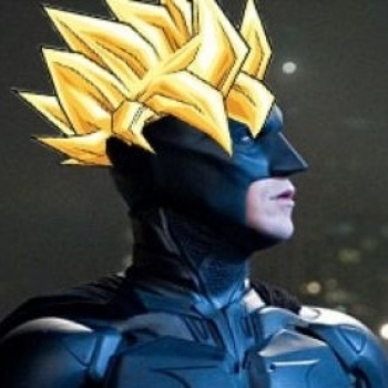 Batman Sayajin