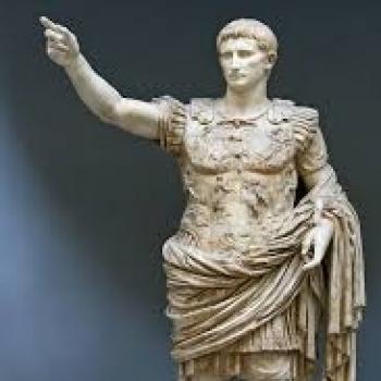 Divi Filius Augustus